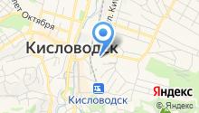 Инспекция Федеральной налоговой службы России по Ставропольскому краю по г. Кисловодску на карте