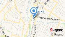 ЮГ СПОРТ, ФГБУ на карте