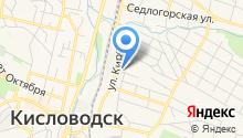 Ока на карте