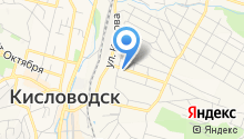 МСД на карте