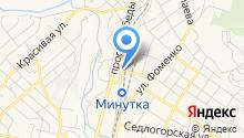 Кебаб-хаус на карте