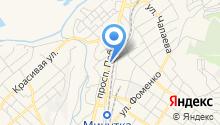 Отдел вневедомственной охраны по г. Кисловодску на карте