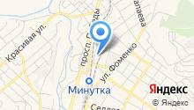 Мебельная мастерская на карте