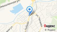 Автомаркет 777 на карте