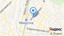 Аптека №3 на карте
