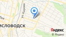 Кавказ-фото на карте