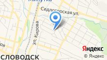 Аптека+ на карте