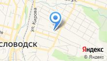 А3 на карте