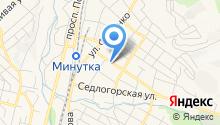 Карелия на карте