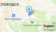 Кисловодский городской суд на карте