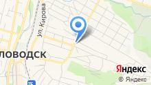 Кисловодское Городское Бюро Экскурсий на карте