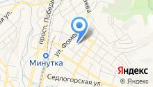 Феникс-С на карте