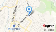 Кавминводский центр профессиональной подготовки Федерального дорожного агентства на карте