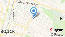 Аттис на карте