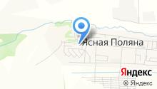 Яснополянская участковая больница на карте