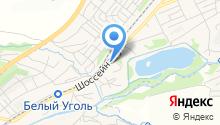 АЗС НК-Октан на карте