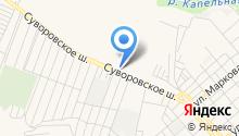 Ессентукский Авиационно Спортивный Клуб на карте
