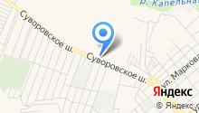 Ессентукский Авиационно-Спортивный Клуб на карте