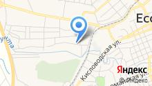 Архитектурно-производственная мастерская на карте