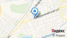 Адаменко М.Ю. на карте