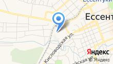 Ессентукский городской суд на карте