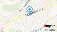 Баня №2 на карте