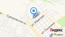 Адвокат Шестаков С.А. на карте