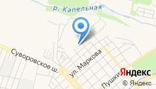 Центр ремонта автостекол на карте