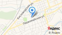 Магазин кузовных автозапчастей для ВАЗ на карте