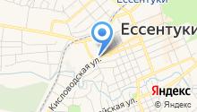 Славич на карте