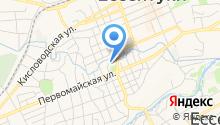 Свято-Никольская церковь на карте