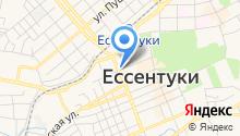 Северо-Кавказский федеральный научно-клинический центр на карте