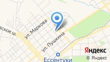 Почтовое отделение №23 на карте