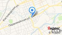Кожевенный дворЪ на карте
