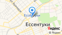 Ессентукский межрайонный отдел Управления Федеральной службы государственной регистрации кадастра и картографии по Ставропольскому краю на карте