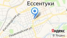 Пятигорский техникум торговли, технологий и сервиса на карте