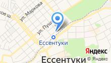 GIROcity на карте