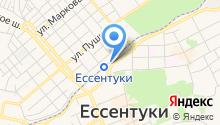 СОТЛАЙН+ на карте