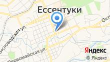 Адвокатские кабинеты Буреко С.А., Павленко Е.Б., Ляшенко А.В. на карте