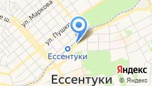 Адвокатские кабинеты Арендаренко М.В. и Цорн Г.Г. на карте