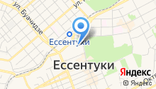 Дума г. Ессентуки на карте