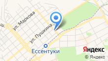 Центр страхования на карте