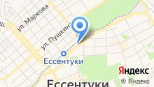 Алгоритм+ на карте