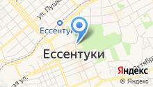 Пансионат PLAZA Essentuki - гостинично-ресторанный комплекс на карте