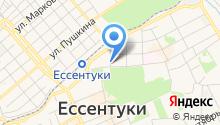 Межмуниципальное представительство Федерации профсоюзов Ставропольского края на карте