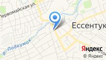 ЭлектроDAR на карте