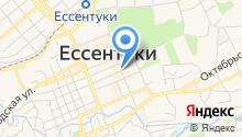 Ессентукское городское казачье общество на карте