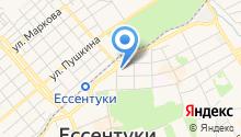 Ремонтно-строительное предприятие курортного управления на карте