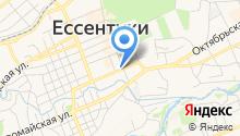 Адвокатский кабинет Суюшова В.Н. на карте