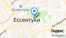 Центр занятости населения г. Ессентуки на карте